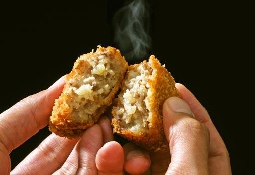 今すぐお取り寄せしたくなるおすすめのお惣菜③やまがき特製ミンチカツ