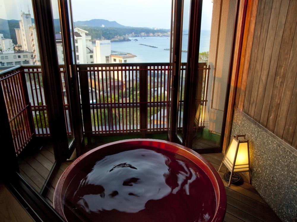 貸切風呂のある東海・北陸のおすすめ宿②リゾートヒルズ豊浜 蒼空の風/三重県