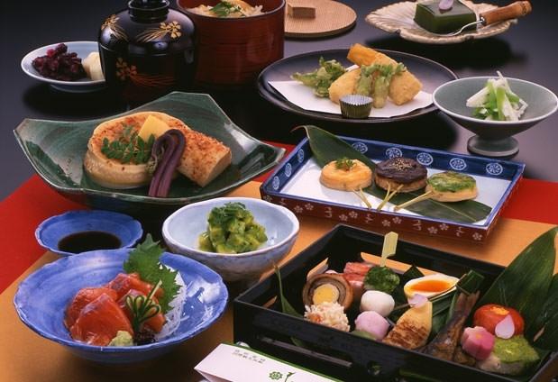 料理旅館ならではの滋味あふれる京料理