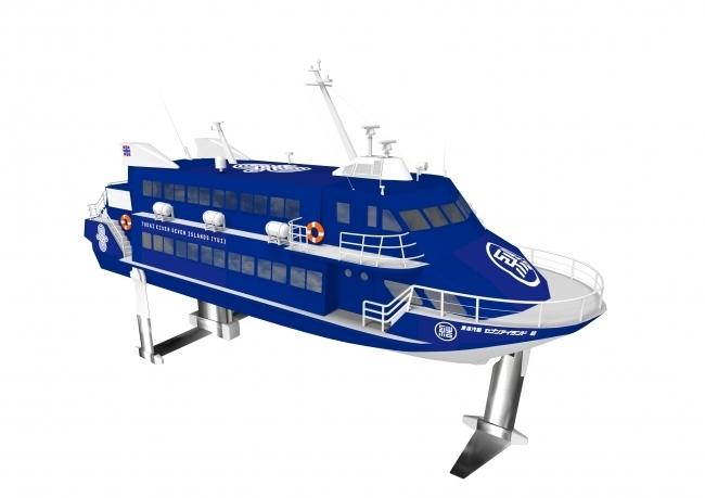 船体デザインを手掛けたのは、野老朝雄氏