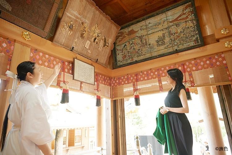 石文化と歌舞伎の町・加賀