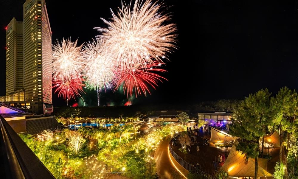 【宮崎県】打ち上げ花火でカウントダウン! 令和最初の年越しはシーガイアで楽しもう