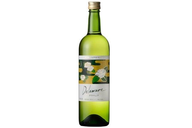 おすすめのお酒/熊本ワイン デラウェア