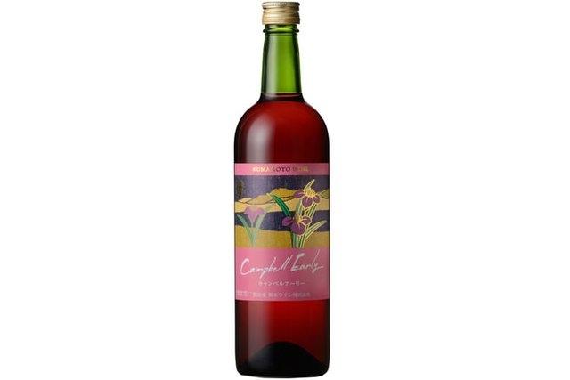 おすすめのお酒/熊本ワイン キャンベルアーリー