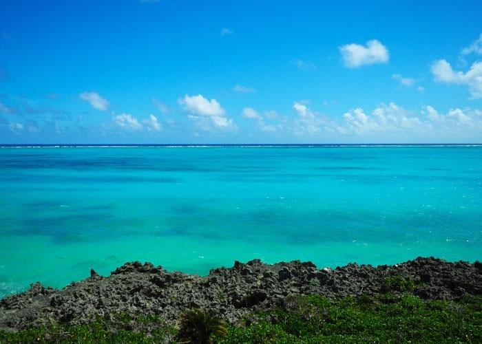 超絶きれいな海がすぐそこ!!与論島の絶景おしゃれカフェは、食レベルも高い【連載第51回】その2