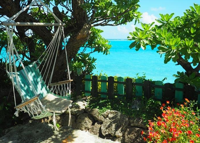 超絶きれいな海がすぐそこ!!与論島の絶景おしゃれカフェは、食レベルも高い【連載第51回】その4