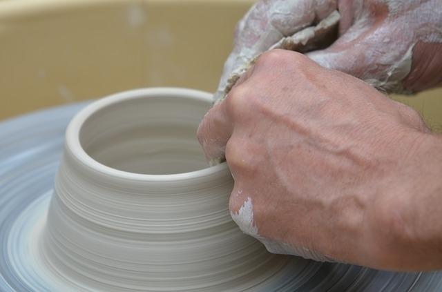 自分のインスピレーションを信じて。陶芸体験にチャレンジしよう!その2