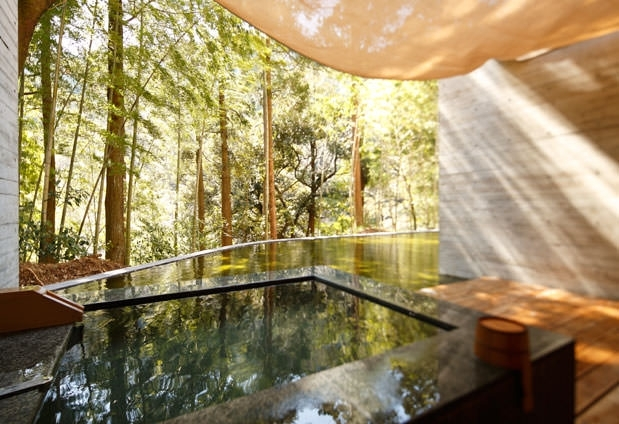 森の静寂の中で大人のためのプライベートステイを「金乃竹 塔ノ澤」