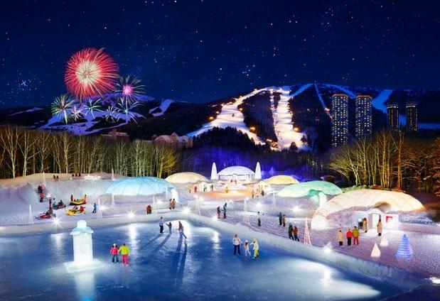 純白の雪で楽しみたいアクティビティ重視派の二人へ「星野リゾート トマム」