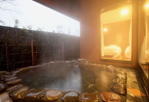 好きな時に温泉を楽しめる宿「今宵の湯宿 悠然」
