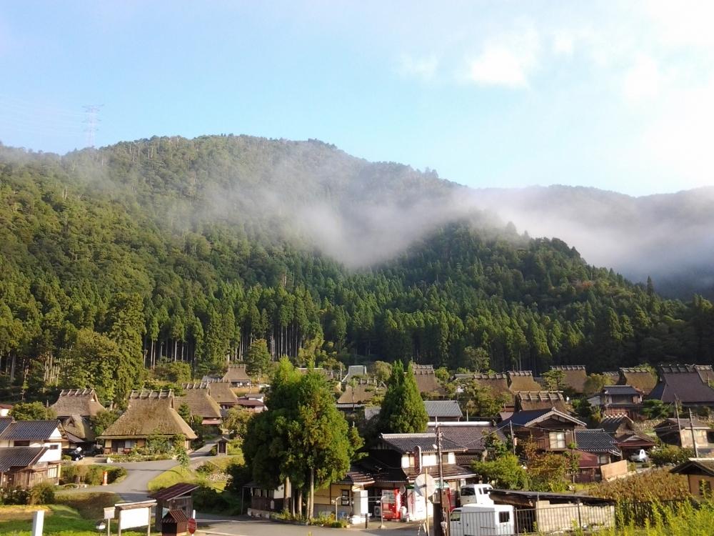 「美山語り部ウォーク」で美山の美景を見に行こう