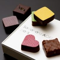 パティスリー・サダハル・アオキ・パリのバレンタイン。新作ショコラに注目