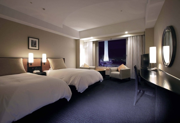 すっきりとした目覚めを叶えるベッド|「ホテルグランヴィア京都」の魅力