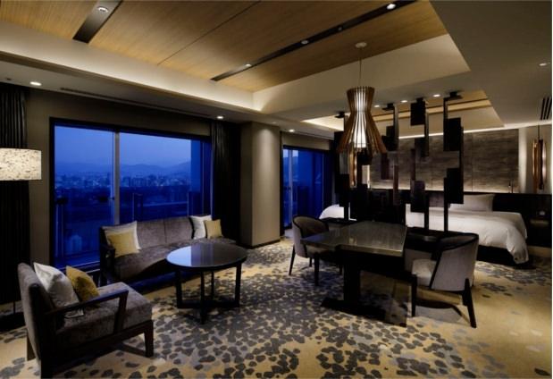 特別な旅にぴったりな高層階客室|「ホテルグランヴィア京都」の魅力