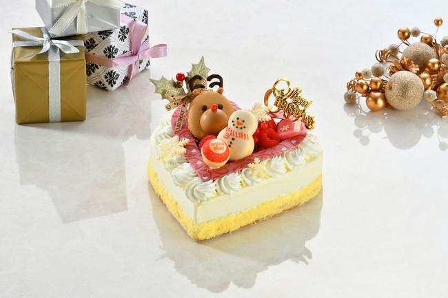 【ロイヤルパークホテル】コンテスト受賞作からキュートなおひとり様用ケーキまでズラリ!