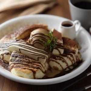 ルタオのとろけるパンケーキに新作登場!リッチなティラミスが1月限定発売