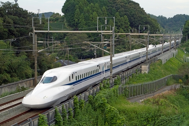 1日目:岡山駅に到着