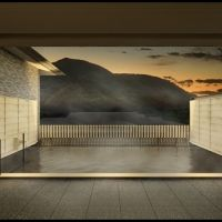 箱根屈指の展望露天風呂を楽しみたい。「箱根・強羅 佳ら久(からく)」10月2日に開業