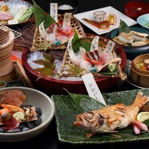 その土地の美味しいものを味わう。石川にある料理重視で泊まりたい宿