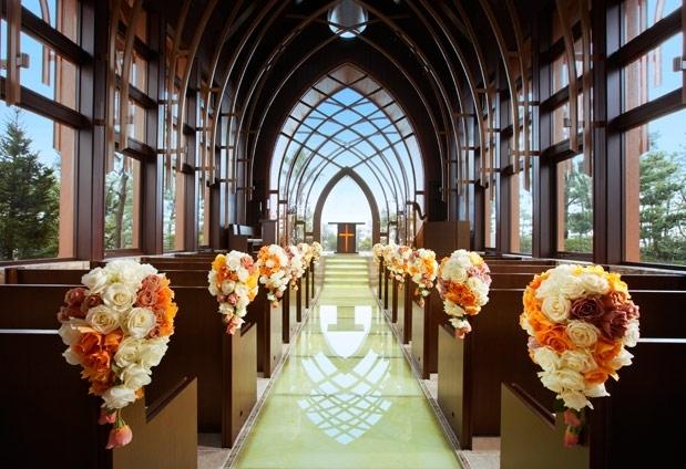 ウエディングに利用したいおすすめのホテル②シェラトン・グランデ・トーキョーベイ・ホテル