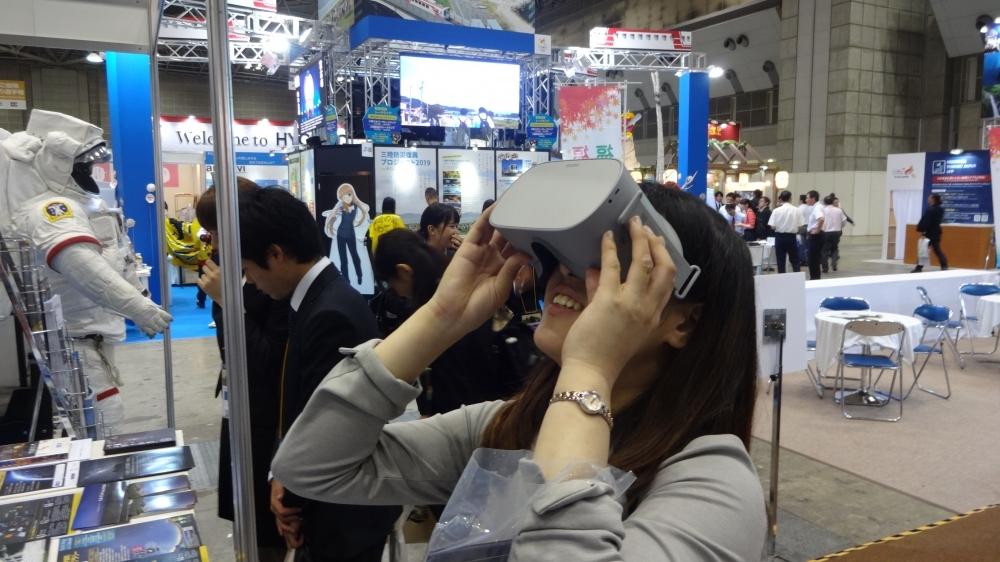 まるで現地にいるみたい! VRで旅行体験