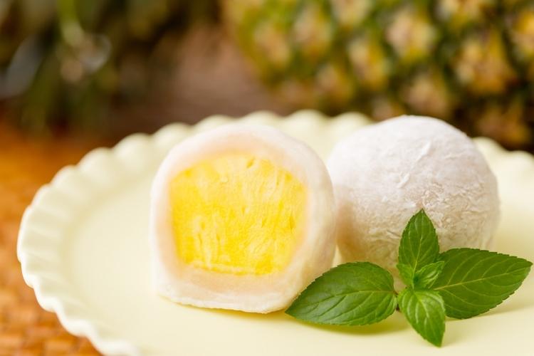 みずみずしい味わいをお土産に。人気のフルーツ大福に3種の新作が仲間入りその3