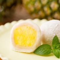 みずみずしい味わいをお土産に。人気のフルーツ大福に3種の新作が仲間入り