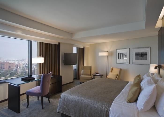 五感に響く、ラクジュアリーホテルならではの空間設計。