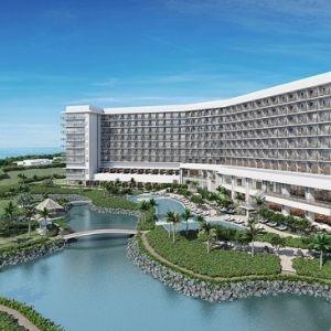 2020年7月開業!ヒルトンが展開する日本初のビーチリゾートホテル「ヒルトン沖縄瀬底リゾート」