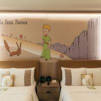 【台湾情報】ファン必見! 星の王子様が待つ部屋に滞在する、五つ星ホテルの特別プラン。