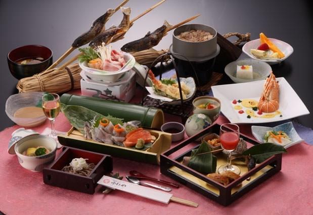 会津の旬と伝統料理に舌鼓