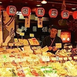 京の美味しさがギュッ!京都にある商店街「錦市場」の食べ歩きの魅力