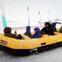 ひと足先に冬本番! 北海道鷹栖町で壮大なスケールのスノーアクティビティに挑戦