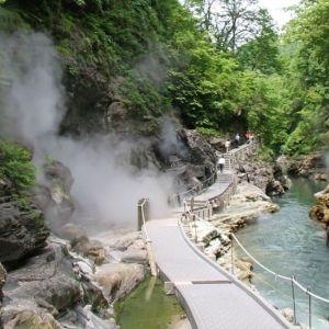 秋田でおすすめの絶景が自慢の湯宿3選