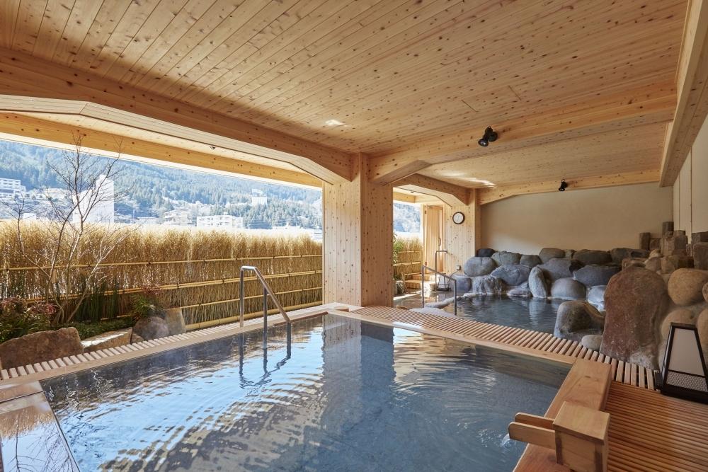 リニューアルオープンした新浴場!下呂温泉「和みの畳風呂物語の宿 小川屋」その4