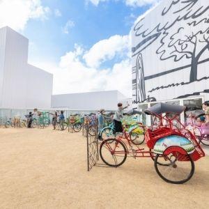 いまブームの「アーティスト・イン・レジデンス」って?奈良アートプロジェクト「古都祝奈良」に注目