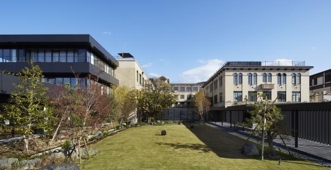小学校を再利用したヘリテージホテル「The Hotel Seiryu Kyoto Kiyomizu」