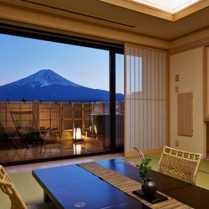 見事な富士山を見たいなら山梨県「富士河口湖温泉郷 湖南荘」へその0