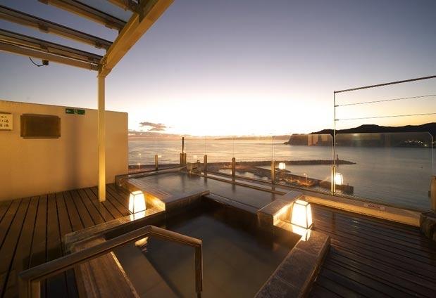 ゆったりと寛げる海辺の宿「満ちてくる心の宿 吉夢」