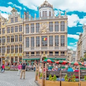 世界遺産登録も納得。美しい広場も見どころの「グラン=プラス」とは