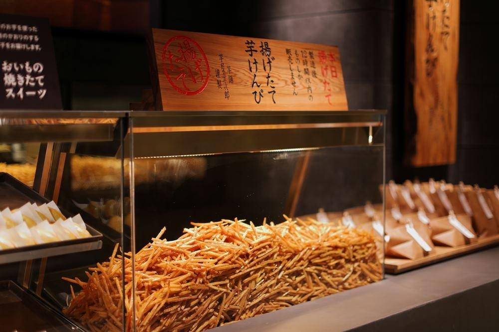 芋屋金次郎 大阪店