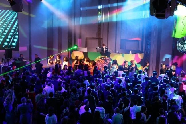 80'sの名曲が蘇る一夜限りの年越しパーティー グランドハイアット東京「We ♥ 80s Disco」
