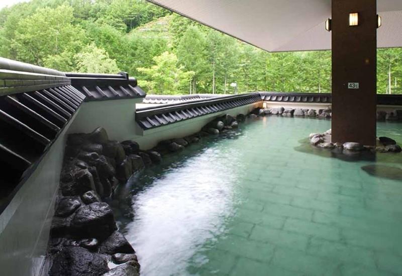 雨が降っても楽しい北海道の温泉リゾート「きたゆざわ 森のソラニワ」へその3
