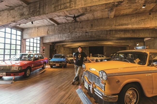 【台湾情報】世界でここだけ。物語あるタクシーを集めた博物館が宜蘭の蘇澳地区に登場その3