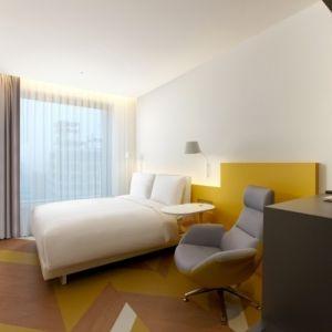【台湾情報】有名チェーンが手がけるデザイナーズホテルが満を持して台北に誕生。南港の滞在がぐっと魅力的に。
