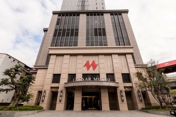 台鉄「萬華駅」直結、MRT龍山寺徒歩3分の好立地