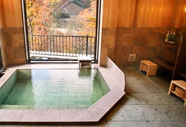 川原湯温泉を堪能
