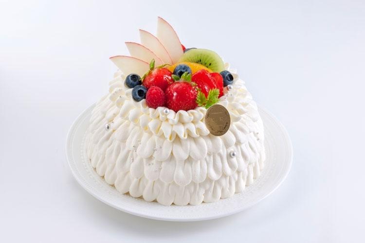 芸術的な美しさが話題のアニバーサリーケーキ
