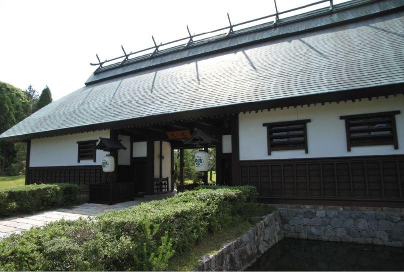 日本の古きよき伝統文化を反映した「サムライたちが心身を休める場所」