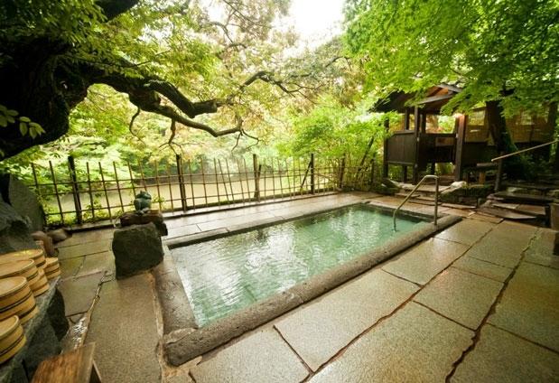 「吹上温泉 湖畔の宿 みどり荘」の魅力①泉質は県内随一!